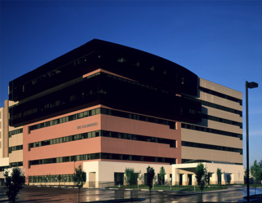 The Colonnades, Jackson, MS-210,000 sf