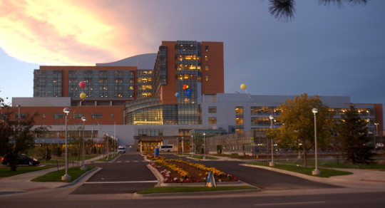 Children's Hospital of Colorado - Denver, CO - Full Service Replacement Children's Hospital, 1,440,000 sf, 270 beds