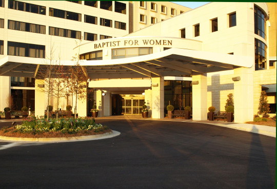 Baptist Medical Center - West Tower - Jackson, MS - 235,000 sf med/surg bed tower and comprehensive women's services