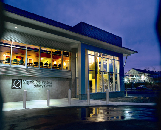 Richmond, VA - Five OR surgery center for 15 physicial opthalmology group.
