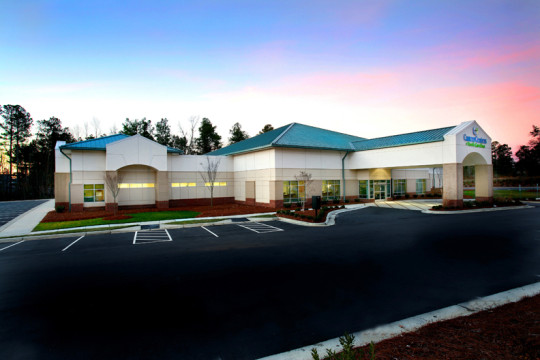 Raleigh, NC - 34,758 sf Cancer Treatment Center/Medical Office Building