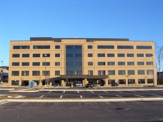 Reston, VA – 146,000 gsf medical office building with Ambulatory Surgery Center that includes 6 ORs and 90,000 SF of medical office space (which include condominium units)