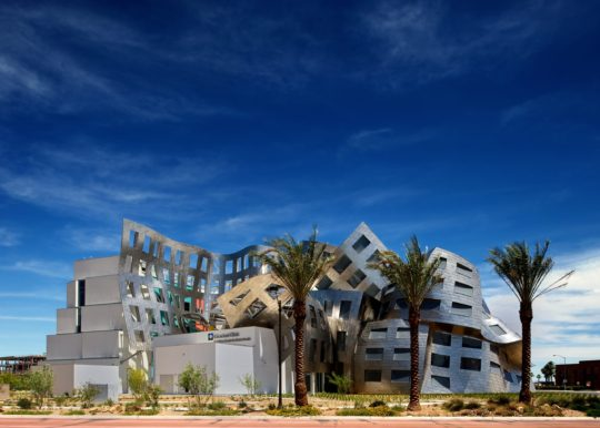 Cleveland Clinic Lou Ruvo Center for Brain Health – Las Vegas, NV - includes a 9,700 sf Activity Center