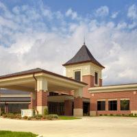 75,000 square foot, 16 Bed Critical Access Hospital in Monticello, IL