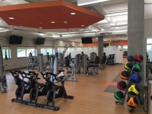 Employee Fitness Center