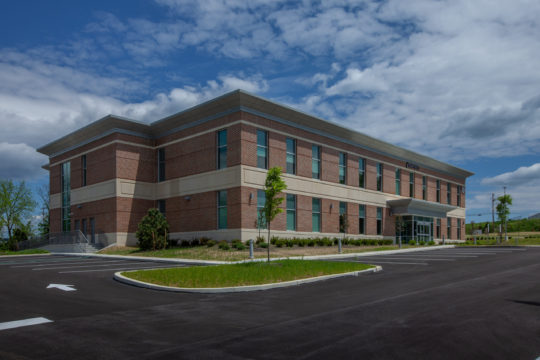 Reading, PA - 30,000 sf, 2-story medical office building (MOB) located on the Tower Behavioral Health campus. The MOB is owned by Concord and is fully leased to Acadia Healthcare and Tower Health.